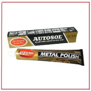 Solvol Autosol 75ml Metal Polish